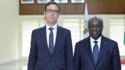 Côte d'Ivoire-France: Le Conseiller diplomatique de Macron à Abidjan pour préparer  sa « visite » annoncée en Décembre ?