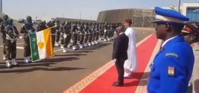 Ghana: Akufo-Addo n'est pas hospitalisé, il est au Niger