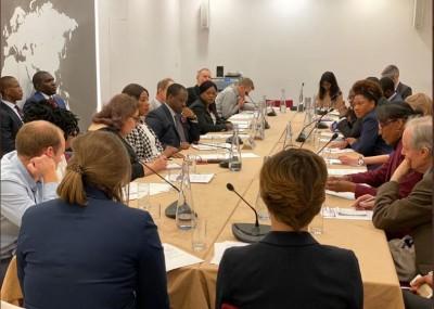 Côte d'Ivoire: Guillaume Soro reçu au Chatham House à Londres: « Il  faut sauver la Côte d'Ivoire »