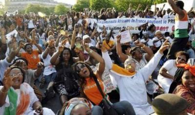 Côte d'Ivoire: En marge du sommet international pour la paix à  Paris, un sit-in de dénonciation des partisans de  Gbagbo, Blé Goudé, Bédié et Soro annoncé lundi à Paris