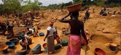 Côte d'Ivoire :  Orpaillage clandestin, le Parquet engage la lutte contre les complices connus ou inconnus des orpailleurs clandestins