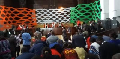 Côte d'Ivoire:  Liberté provisoire, 285 demandes traitées durant l'année judiciaire écoulée, 8 nouveaux magistrats prêtent serment