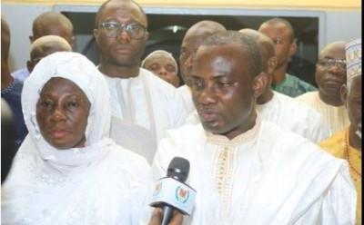 Côte d'Ivoire: Célébration du Maouloud depuis Gbon, l'ex pro-Soro Yaya Touré demande  « Pardon »  à Kandia Camara