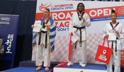 Côte d'Ivoire: Taekwondo, Ruth Gbagbi s'empare de l'or à Zagreb (Croatie)