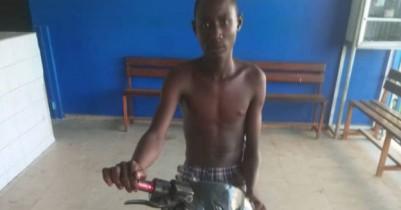 Côte d'Ivoire: Interpellation d'un voleur de moto à Abobo