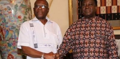 Côte d'Ivoire: Brou Jérôme après son retour au PDCI: « Nous sommes mal gouvernés »