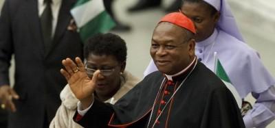 Nigeria: Le Cardinal Onaiyekan « raccroche », l'archevêque Kaigama nommé
