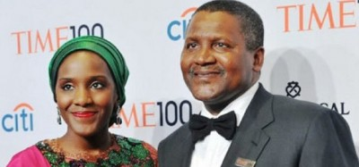 Nigeria: Affaires, ascension de Halima Dangote dans le groupe