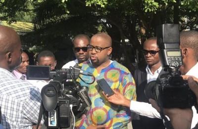 RDC: Floribert Anzulini,coordinateur du mouvement citoyen Filimbi de retour d'exil