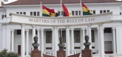 Ghana: Trois nouveaux juges nommés à la Cour suprême
