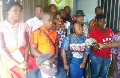 Cote d'Ivoire: Des personnes handicapées veulent magnifier, plus de 2000 personnes at...