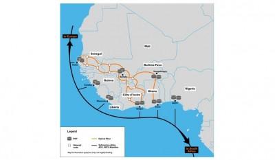 Côte d'Ivoire: Orange accélère le développement de la connectivité en Afrique avec un nouveau réseau international sécurisé, reliant 8 pays d'Afrique de l'Ouest