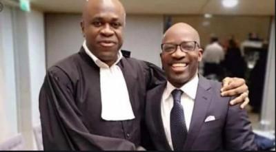 Côte d'Ivoire: Affaire  Blé Goudé, pour Me N'Dry son client  est bel et bien  poursui...