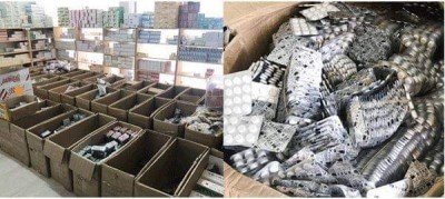 Côte d'Ivoire: Un important lot de faux médicaments stockés dans une villa à Cocody d...