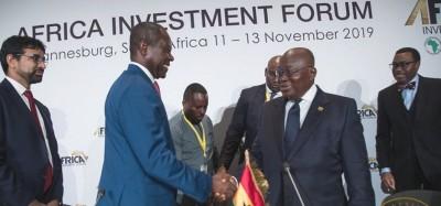 Ghana-Côte d'Ivoire: Bonne perspective selon Akufo-Addo pour le partenariat sur le cacao