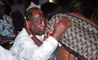 Côte d'Ivoire: Tragique décès du fils de Banny, Gbagbo échange avec l'ancien gouverneur de la BCEAO, Simone conduit une délégation des GOR au domicile de la famille