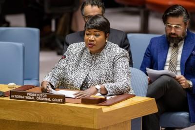 Libye: CPI, Fatou Bensouda  réclame à nouveau Saif Al Islam et deux autres fugitifs