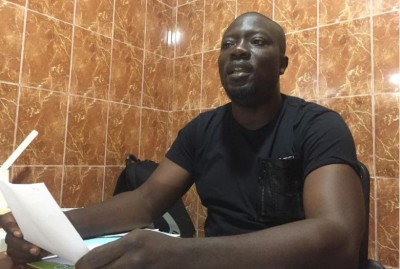 Côte d'Ivoire: 2020, Samba David invite les ressortissants de la Cedeao à rester loin...
