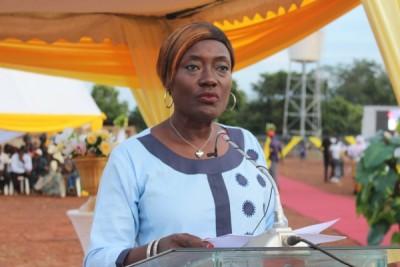 Côte d'Ivoire :  Journée nationale de la paix, Mariatou Koné redoute une nouvelle crise post-électorale à cause des violences verbales soutenues par des injures