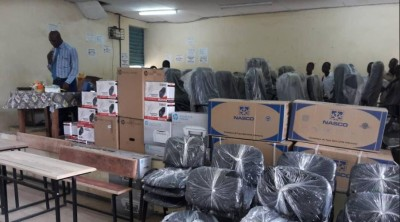 Côte d'Ivoire: A Anyama, le lycée moderne donne un modèle de gestion des ressources f...