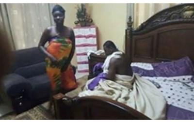 Sénégal:  Le vendeur de café surprend un vigile sur sa femme dans le lit conjugal et lui assène des coups de gourdin