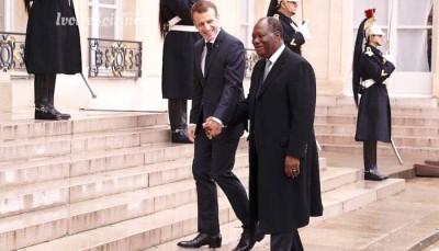 Côte d'Ivoire: Alassane Ouattara quitte Abidjan pour retrouver Merkel à Berlin et ira...