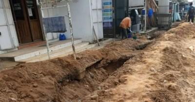 Côte d'Ivoire :  Abobo, installation des caméras de surveillance, un enfant chute dans une fosse et se fracture la jambe gauche