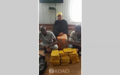 Côte d'Ivoire: A Yopougon, un couple se « livrait » à la vente de stupéfiants pour subvenir à leurs besoins