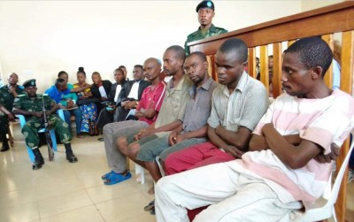 RDC: Le chef  de guerre Koko-di-Koko  condamné à perpétuité pour des viols massifs en...