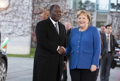 Côte d'Ivoire: G20 Compact With Africa à Berlin, Alassane Ouattara fait la promotion...