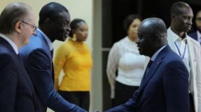 Côte d'Ivoire: Amon Tanoh depuis Dakar: « La Côte d'Ivoire se sent concernée par la menace terroriste »