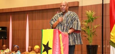 Nigeria: Frontières, plaidoyer de Mahama à Buhari pour le Togo, le Ghana et la RCI