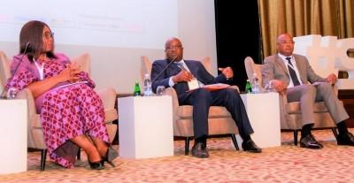 Côte d'Ivoire: À Abidjan au salon de l'épargne, Lassina Fofana du CDC «il faut réveil...