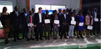 Côte d'Ivoire: Les premiers académiciens d'Orange ont reçu leur diplôme