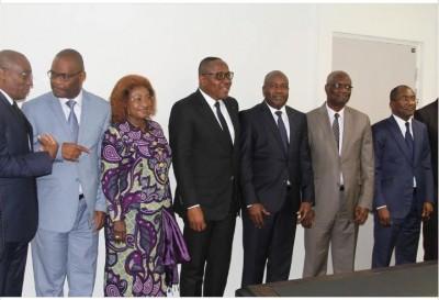 Côte d'Ivoire: Ibrahime Coulibaly-Kuibiert : « Sortir le Corps préfectoral de la mati...