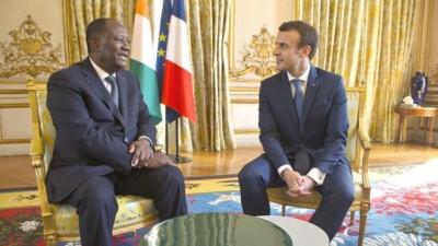 Côte d'Ivoire-France: Emmanuel Macron reporte de quelques jours sa venue à Abidjan