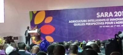 Côte d'Ivoire :  SARA 2019, les ministres français et marocains de l'agriculture distingués au grade de Commandeur dans l'ordre du mérite agricole