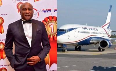 Nigeria:  Le patron d'Air Peace soupçonné de blanchiment d'argent aux USA