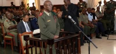 Angola: Le Général Zé Maria condamné à trois ans de prison