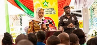 Ghana: Plus de peur que de mal pour la deuxième dame, Samira Bawumia, après un malaise