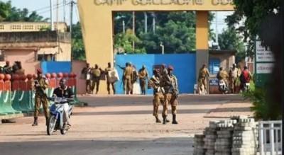 Burkina Faso: Un individu suspect abattu devant un camp militaire