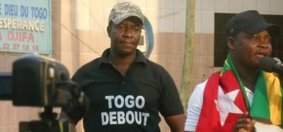 Togo: Pour 2020, Togo Debout revendique sous surveillance