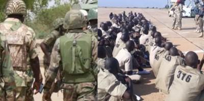 Nigeria: Près de 1000 présumés membres de Boko Haram libérés par l'armée