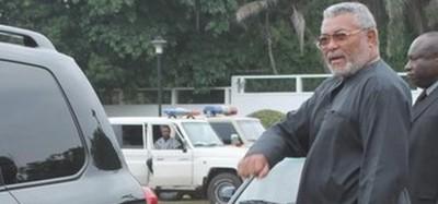 Ghana: Affaire Togoland, Rawlings dément une rumeur et se prononcera en « temps voulu »