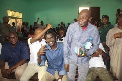 Guinée: Anti 3ème mandat, 10 leaders du FNDC remis en liberté en appel
