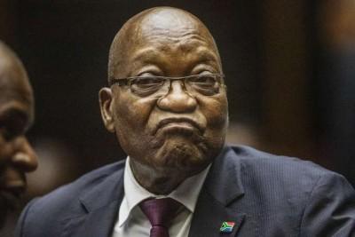 Afrique du Sud: Affaire d'armements, la demande d'appel de Zuma rejetée par la justice