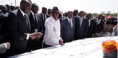 Côte d'Ivoire: Dabakala, mise sous tension d'un poste source chinois à Dabakalakoro de plus de 6,8 milliards de FCFA