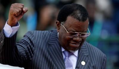 Namibie: Le Président Hage Geingob réélu pour un nouveau mandat de cinq ans