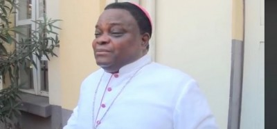 Togo: Test du Vatican à Mgr Denis Amuzu-Dzakpah avant sa retraite