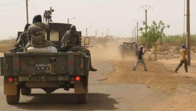 Mali: Deux soldats tués et 7 blessés dans l'explosion d'une mine artisanale près de l...